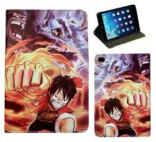 For Apple iPad Mini 1 2 3 4 5 Monkey D. Luffy One Piece Anime Mango Case Cover