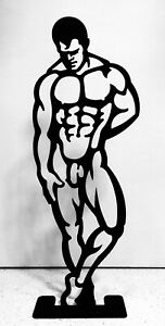 NUDE 20 inch By Wim Griffith gay art