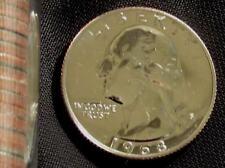 1968-S 25C (Proof) Washington Quarter