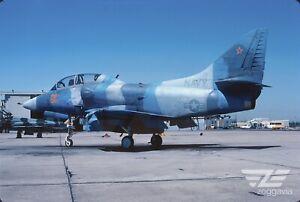 Original slide 153679 TA-4J U.S. Navy, 1984