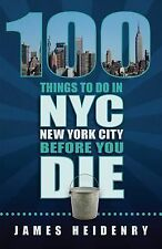 100 Things to Do in New York City Before You Die