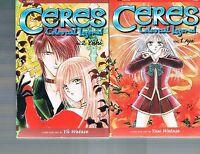 Ceres Celestial Legend Volumes 1 & 2 by Yuu Watase Viz Media Shojo Manga TPB