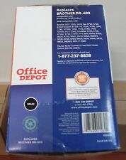 Office Depot remanufactured laser Drum DR400 for Brother 1240 printers