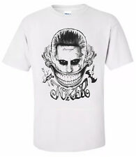 """'SUICIDE SQUAD 'JOKER' MOVIE T Shirt 'All Sizes """""""