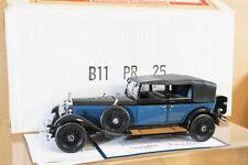 FRANKLIN MINT B11PR25 1/24 1929 ROLLS ROYCE PHANTOM I CABRIOLET de VILLE MIB ni