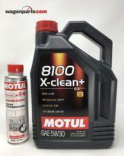 1 litro Motul 8100 X-clean 5w30 aceite de motor C3 Acción