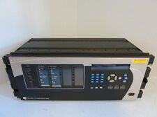 GE Multilin F35 Multiple Feeder Management Relay w Display Panel & Rack, NO PLCS