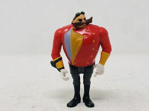 "Sega Sonic The Hedgehog Dr. Eggman 4"" Figure Figurine Sonic Boom PVC Tomy"