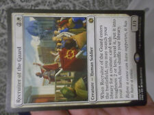 ONE recruiter of the guard, MTG, Cube, EDH, Legacy