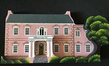 THE OLD PINK HOUSE SAVANNAH GEORGIA SAV01 HANDWRITTEN 1990 SHELIA'S