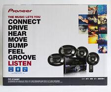 "Pioneer FXT-X7269 Double DIN CD Receiver w/ 6.5"" 2- Way & 6"" x 9"" 3-Way Speakers"
