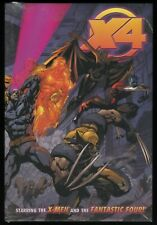 X4 Hardcover HC HB New & Sealed X-Men Fantastic Four Wolverine Brood Aliens NASA