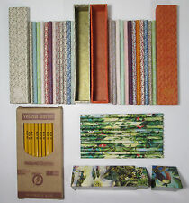 Mixed Lot of Pencils -  Floral, Target #2 and Marcel Schurman Collection