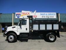 2005 International 7400 S/A Dump Truck