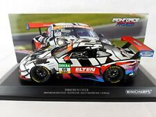 "Porsche 911 GT3 R # 69 GT Masters ""Ufo"" Iron Force Ring Police • Minichamps 1:18"