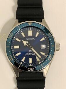 Seiko Prospex SBDC053 Diver watch - 42.6mm - Tribute to 62MAS - Blue Dial