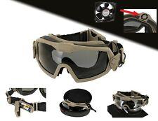 FMA - Protective Anti-Fog goggle helmet Schutzbrille Beschlagschutz Airsoft Ski