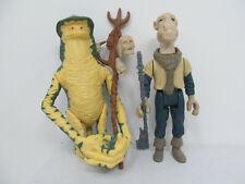 Amanaman & Yak Face Repro Stan Solo Star Wars Figures. Jabba's Palace Denizens.