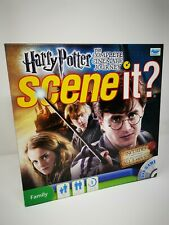 Harry Potter Scene it? The Complete Cinematic Journey DVD Game 100% Complete