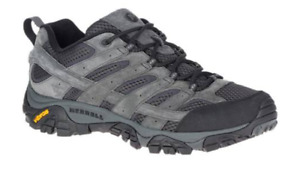 NEW Merrell Mens Moab 2 Vent Ventilator Hiking Shoes Granite J034207 9.5 M 43.5