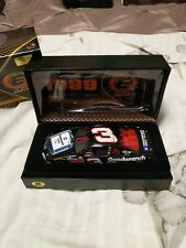 RCCA ELITE DALE EARNHARDT # 3 GOODWRENCH PLUS SIGN 1999 1/24TH SCALE