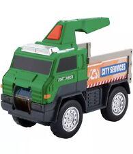 MATCHBOX Utility Truck with Flashlight NEW