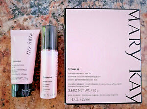 New in Box Mary Kay TIMEWISE MICRODERMABRASION PLUS Set Pore Minimizer