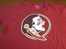 Fanatics Branded Florida State Seminoles Garnet  T-Shirt  Large   V8