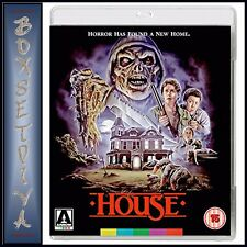 HOUSE - William Katt & Kay Lenz  **BRAND NEW BLU-RAY ***