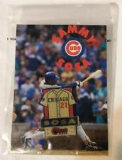 Chicago Cubs Sammy Sosa # 21 Jersey Pin