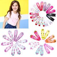 Mädchen Haare Clips Kinder Barrettes BB Haarnadeln Haarnadeln für Babys