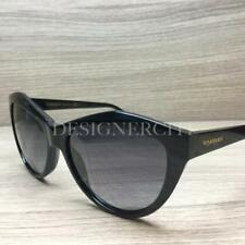 Yves Saint Laurent YSL 6374/S Sunglasses Black 807 HD Authentic 56mm