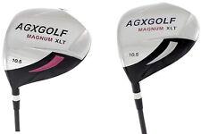AGXGOLF LADIES LEFT HAND MAGNUM XLT DRIVER wGRAPHITE SHAFT & HEAD COVER