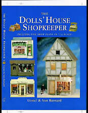 The Dolls' House Shopkeeper: Includes Five Shop Plans in 1/12 Scale-ExLibrary