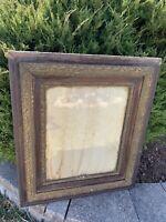 Antique Vintage Wooden Painting Frame Picture Frame