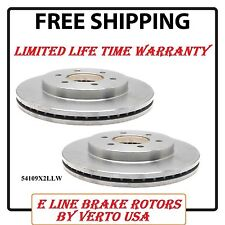 Front Brake Rotors For Ford F-150 4WD 2004-2008 , Lincoln Mark LT 4WD 06-08