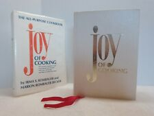 Joy of Cooking May 1975 38th Printing Hardcover Book Irma Rombauer w/ dust jaket