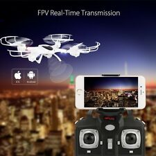 Drone Camera With Live Video Headless Mode Quadcopter kit 3D Vr Headset For