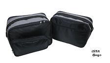 1 par de maletas bolsillos interiores separados ofrecen bmw r1200gs-lc a partir de 2013 maletas interior bolsillos r1200 gs lc