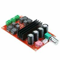DC12-24V 2x100W TPA3116 Dual Channel Digital Audio Amplifier Board Module~