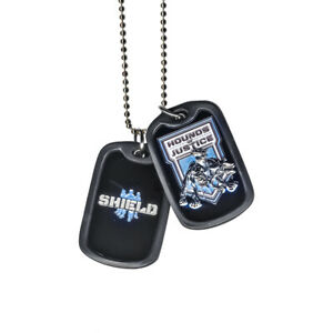 WWE The Shield Dog Tag Necklace