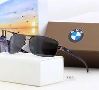 2019 BMW Men's Sunglasses Polarized UV400 Men Eyewear Fashion Driving Sunglass