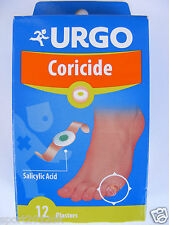URGO Coricide/patches for the treatment of hard and soft corns, chicken thorn 12