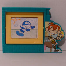 2003 Wendy's Kids Meal ChalkZone Nickelodeon Toy Flip Board Thanatrope