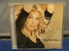 Faith Hill Breathe CD  Great Shape