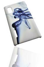 Design no. 2 Back Cover per Cellulare Guscio Case Protezione GUSCIO Per LG e610 Optimus l5