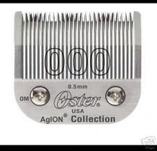 NEW ORIGINAL Oster 76 clipper Blade #000 - 76918-026