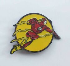 Flash Superhero Belt Buckle as seen on big bang theory TV DC COMICS Barry Allen