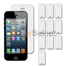 10X Ultra Clear Hd Lcd Screen Guard Protector for Apple iPhone 5 5C 5G 5S Hot!