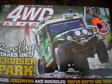 Aust 4WD ACTION # 180 ROOTHY, CRUISER PARK -  AS NEW DVD Adventure R4 Aust